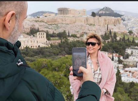 Фотограф в Афинах!