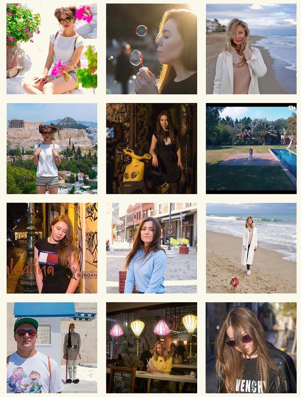 Фотограф в Афинах. Фотосессии в Греции. Фотосессии в Афинах.