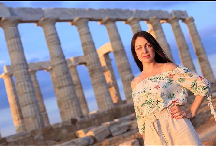 Фотосессии в Афинах