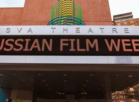 Russian Film Week in New York