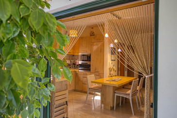 Villa in Athens. Hospitality photography.