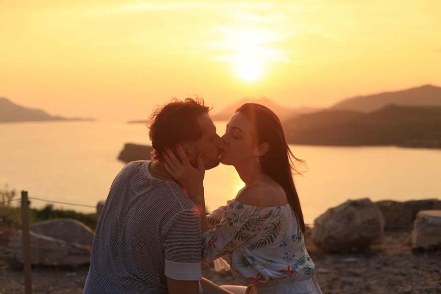 Съемка Love Story в Афинах. Фотограф Афины.