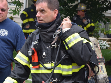 Working Fire and Trauma Call