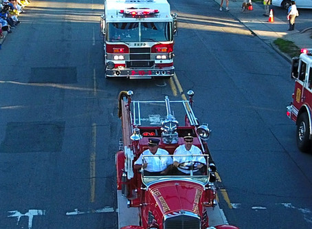 Fireman's Fair and Parade Cancelled due to Covid-19.