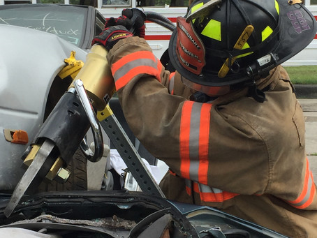ENFD practices advanced extrication