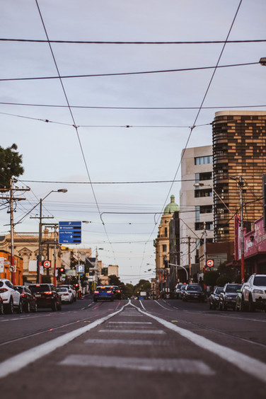 Street - Melbourne, Australia