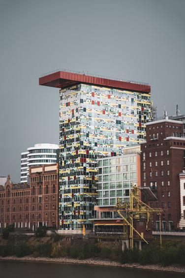 Hotel INNSiDE by Meliá Düsseldorf Hafen