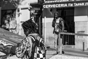 Oct 2020 - Street Photography - Lavapies