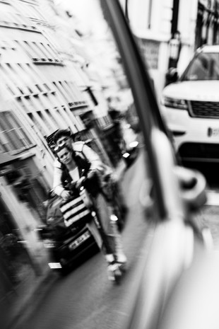 July 2020 - Street Photography - Paris--