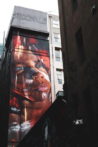 Hosier Lane - Melbourne, Australia