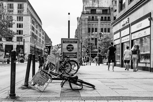 Aug 2020 - Street Photography - Cologne,
