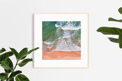 Verticale. Dixon Beach (Square Edition)