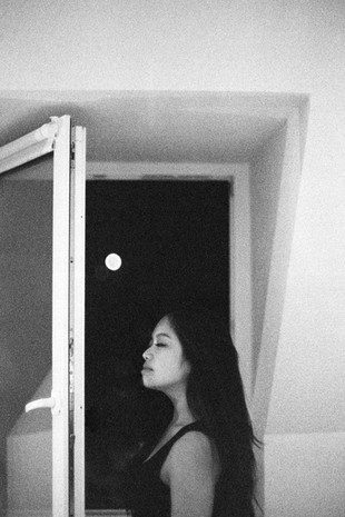 July 2020 - Full Moon Portrait - Analog-