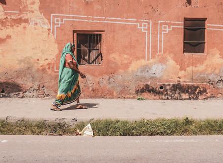Street India.