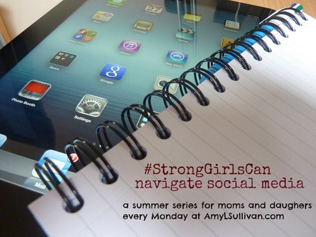 Strong Girls Can: Social Media for Tweens and Teens