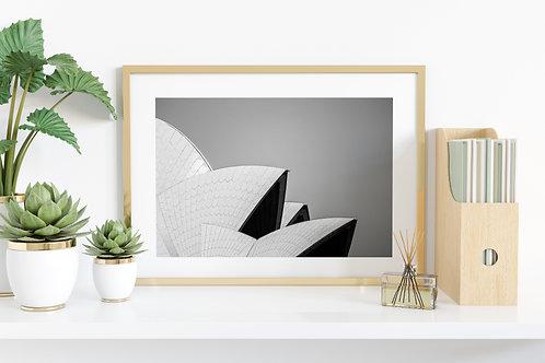 Sydney Opera House. I