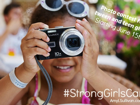 Strong Girls Can: A Photo Contest for Tween and Teen Girls