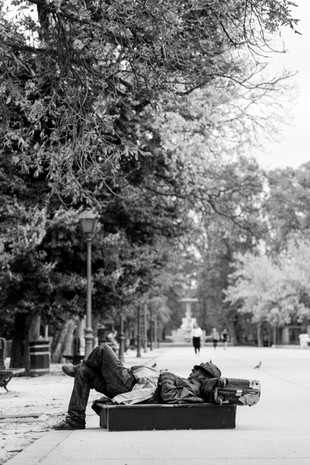 Oct 2020 - Street Photography - Madrid