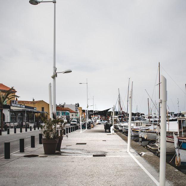 Port du Brusc