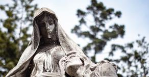 El Cementerio de la Recoleta - Buenos Aires, Argentina.