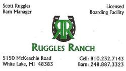 Ruggles Ranch