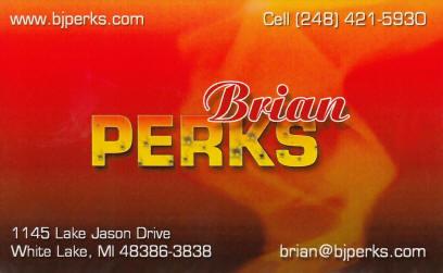 Brian Perks