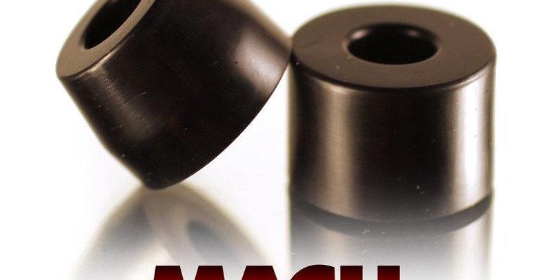 Mach Standard Bushings   Svart 95A