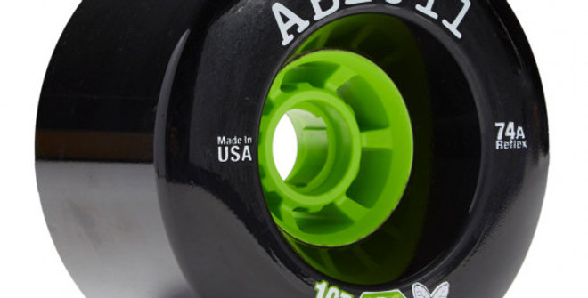 ABEC 11 Super Fly Street Hjul -  107mm 74A