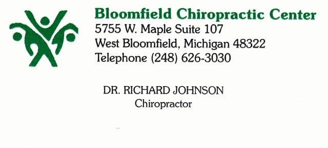 Bloomfield Chiropractic Center