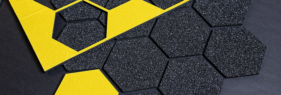 Dope Grip™ Tape Pro – Universal Hexagon