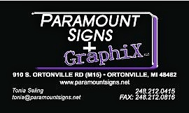 Paramount Signs & Graphix
