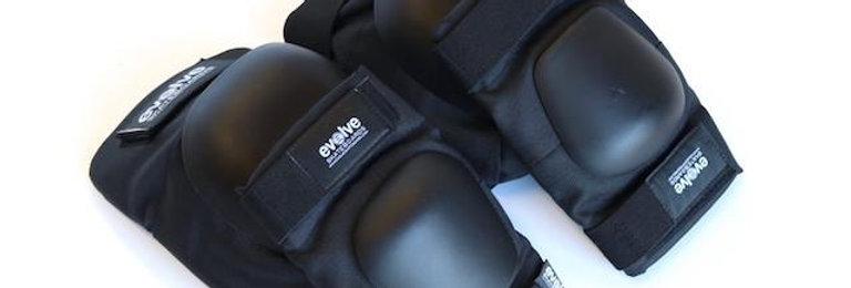 Albue- og knebeskyttelse
