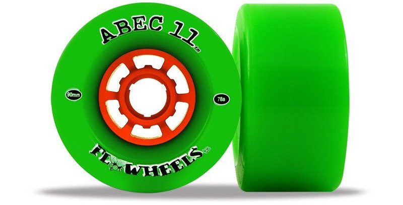 ABEC11 FLYWHEELS 90MM WHEELS