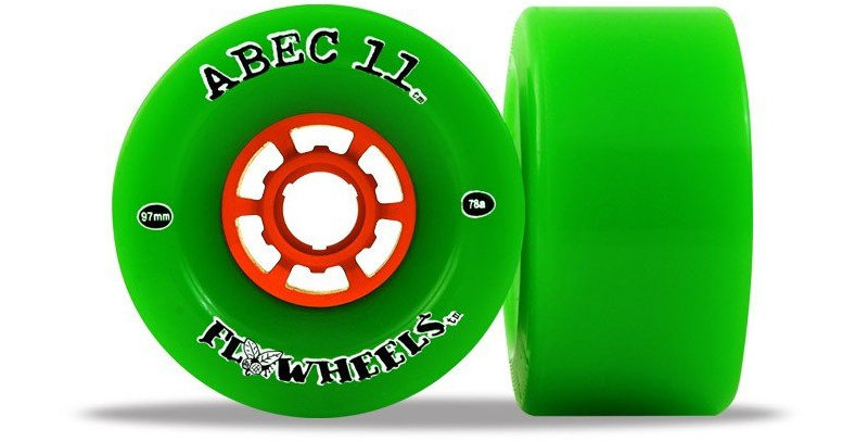 ABEC11 FLYWHEELS 97MM WHEELS