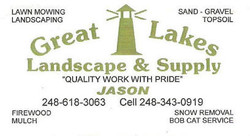 Great Lakes Landscape & Supply