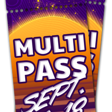 Two Digital Multiday Passes to FanX