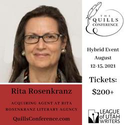 Rita Rosenkrantz Literary Agency