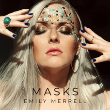 """Autographed CD """"Masks"""" by Emily Merrell"""