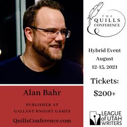 Alan Bahr, Gallant Knight Games
