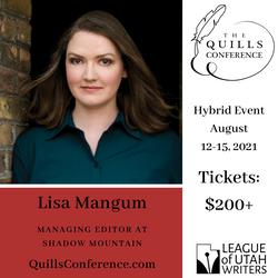 Lisa Mangum, Shadow Mountain