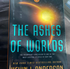 The Ashes of Worlds by Keven J. Anderson (Pic 1/2)