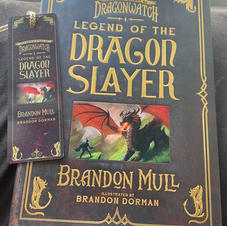 Legend of the Dragon Slayer by Brandon Mull (Pic 1/3)