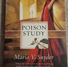 Poison Study by Maria V. Snyder