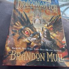 Dragonwatch by Brandon Mull (Pic 1/2)