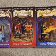 The Darksword Trilogy by Margaret Weis and Tracy Hickman
