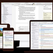 Scrivener For Mac (two available)