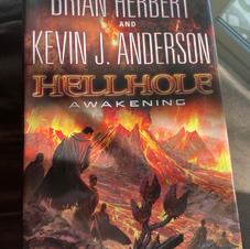 Hellhole Awakening by Brian Herbert and Kevin J. Anderson (Pic 1/2)