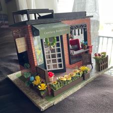 Miniature Bookstore