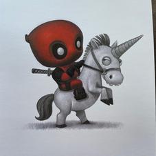 Deadpool, Will Terry Art