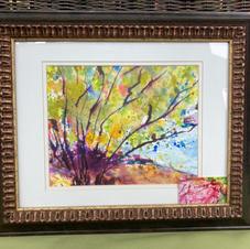 "Original  art ""Landscape"" by Lucy Beale"